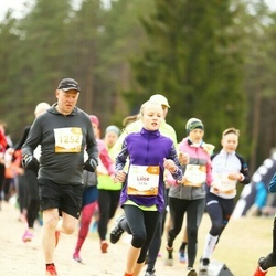 Sportland Kõrvemaa Kevadjooks - Liise Lillelaid (1116)