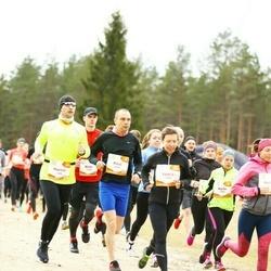 Sportland Kõrvemaa Kevadjooks - Knut Hanga (1026), Martin Kaljumäe (1043)