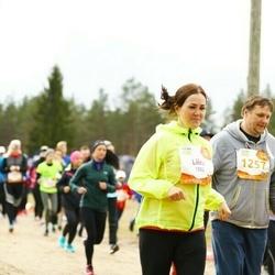 Sportland Kõrvemaa Kevadjooks - Liina Valkiainen (1205)