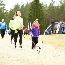 Sportland Kõrvemaa Kevadjooks - Rahel Tops (1222)