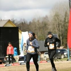 Sportland Kõrvemaa Kevadjooks - Ester Ojasaar (1138)