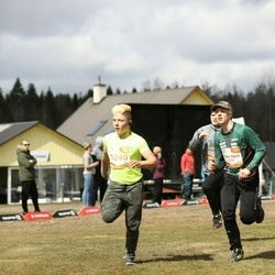 Sportland Kõrvemaa Kevadjooks - Ekke Tõnn Rütman (1172), Martin Joonas Mustonen (1240)