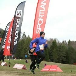 Sportland Kõrvemaa Kevadjooks - Aron Altmets (1004)