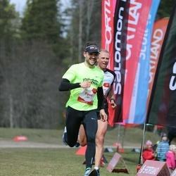 Sportland Kõrvemaa Kevadjooks - Pavel Grigorenko (27), Andre Pukk (185)