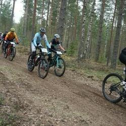 4. Alutaguse Rattamaraton - Gunars Rozenbergs (197), Mari Kaseväli (343)