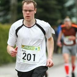 89. Suurjooks ümber Viljandi järve - Arno Bester (201)