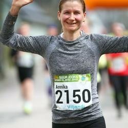 89. Suurjooks ümber Viljandi järve - Annika Vaiksaar (2150)