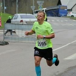 89. Suurjooks ümber Viljandi järve - Andre Kaaver (2595)