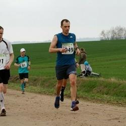 89. Suurjooks ümber Viljandi järve - Arno Bester (201), Martin Stserbakov (1949)