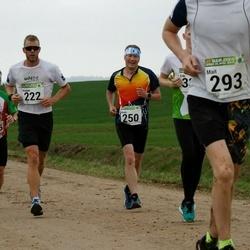 89. Suurjooks ümber Viljandi järve - Lauri Luik (22), Arnis Sulmeisters (250)
