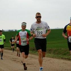 89. Suurjooks ümber Viljandi järve - Kaspar Taimsoo (222), Arnis Sulmeisters (250), Raul Kangur (1986)