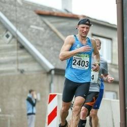 89. Suurjooks ümber Viljandi järve - Armands Zvejnieks (2403)