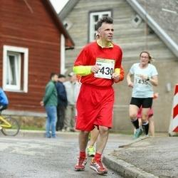 89. Suurjooks ümber Viljandi järve - Aare Allaje (1430)