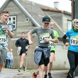 89. Suurjooks ümber Viljandi järve - Aron Valgmaa (2477)