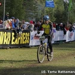 10. Tartu Rattamaraton - Aavo Tamm (2690)