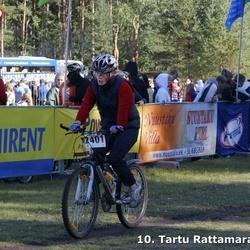 10. Tartu Rattamaraton - Annika Sepp (2401)