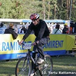 10. Tartu Rattamaraton - Aleksejs Kuprijanenko (5555)