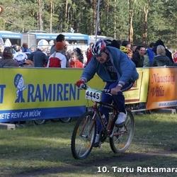 10. Tartu Rattamaraton - Aadu Must (4445)