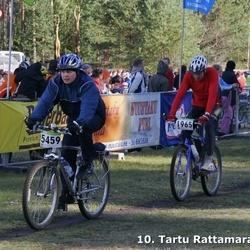 10. Tartu Rattamaraton - Aalo Parmas (1965), Andres Angerjärv (5459)