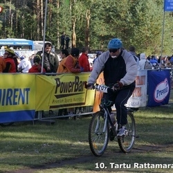 10. Tartu Rattamaraton - Agu Peetson (4709)