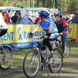 10. Tartu Rattamaraton - Annika Suun (4145)
