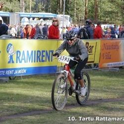 10. Tartu Rattamaraton - Anna Seliste (4393)