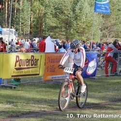 10. Tartu Rattamaraton - Andra Mõttus (5518)