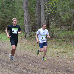 SEB 31. Tartu Jooksumaraton - Andre Abner (111), Illimar Born (375)