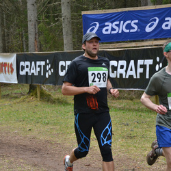 SEB 31. Tartu Jooksumaraton - Aigar Ojaots (298), Ants Isak (352)