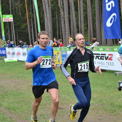 SEB 31. Tartu Jooksumaraton - Antti Nöps (215), Aare Viitkin (272), Kalle Kiiranen (318), Raiko Palm (638)