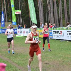 SEB 31. Tartu Jooksumaraton - Elin Ilves (312), Arno Bachaus (335), Anatoly Smirnov (345)