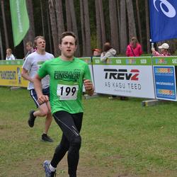 SEB 31. Tartu Jooksumaraton - Mart Ott (199), Ander Raud (857)