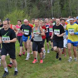 SEB 31. Tartu Jooksumaraton - Toomas Lelumees (4169), Ivo Indriko (4186), Anni Salu (4240), Kaido Pantalon (4285), Rando Aigro (4394), Tõnu Pullerits (4464)