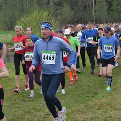 SEB 31. Tartu Jooksumaraton - Bogdan Prokopjuk (4204), Eimar Lodi (4463)