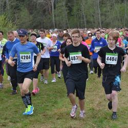 SEB 31. Tartu Jooksumaraton - Bogdan Prokopjuk (4204), Mihkel Hinto (4404)