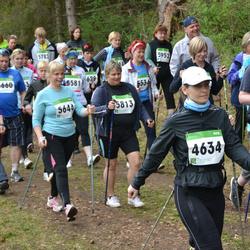 SEB 31. Tartu Jooksumaraton - Sane Kitsing (4634), Agme Kripson (5644), Evelyn Parm (5813)