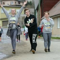 89. Suurjooks ümber Viljandi järve - Jaanika Paas (5279), Marta Tamm (5596)