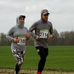 89. Suurjooks ümber Viljandi järve - Annika Ole (2102), Mikael Holm (2114)