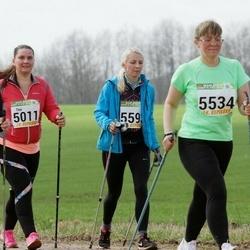 89. Suurjooks ümber Viljandi järve - Helgi Mäe (5533), Annika Rull (5534)