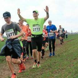 89. Suurjooks ümber Viljandi järve - Aron Valgmaa (2477), Mihhail Korasteljov (2772)