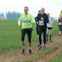 89. Suurjooks ümber Viljandi järve - Gert Klaaser (1236), Tarmo Noodla (3085)