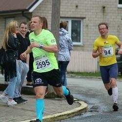 89. Suurjooks ümber Viljandi järve - Ulf Rosén (94), Andre Kaaver (2595)