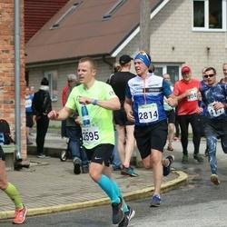 89. Suurjooks ümber Viljandi järve - Andre Kaaver (2595), Gunnar Valgur (2814)