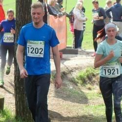 89. Suurjooks ümber Viljandi järve - Artur Jesse (1202)