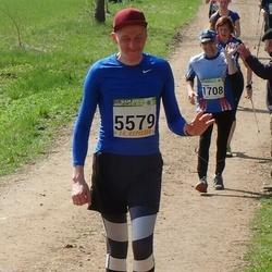 89. Suurjooks ümber Viljandi järve - Aarne Soro (5579)