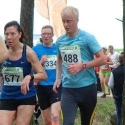 89. Suurjooks ümber Viljandi järve - Ago Vahtra (488)