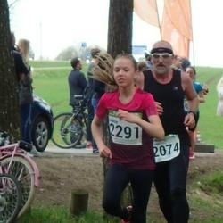 89. Suurjooks ümber Viljandi järve - Adele Tamberg (2291)