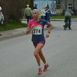 89. Suurjooks ümber Viljandi järve - Anneli Vaher (274)