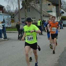 89. Suurjooks ümber Viljandi järve - Andre Tammik (2544)