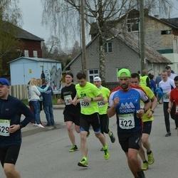 89. Suurjooks ümber Viljandi järve - Anders Eensalu (422)